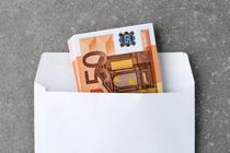 Plic cu euro