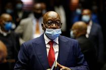 Fostul presedinte sud-african Jacob Zuma