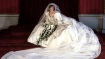 Printesa Diana in rochia de mireasa