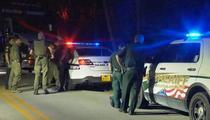 Ofiterii din Comitatul Volusia au reusit sa ii opreasca pe cei doi copii fara a-i rani mortal