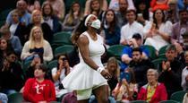 Serena Williams, la Wimbledon