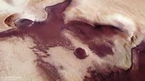 Polul sud al planetei Marte