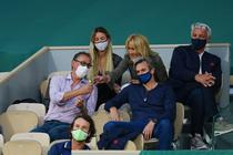 Familia lui Rafael Nadal