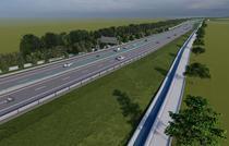 "Prima autostrada ""verde"" finantata prin PNRR"