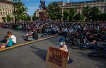 Proteste la Budapesta impotriva unui campus universitar chinez