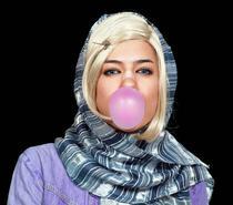 Expozitia Epic Iran (Miss Hybrid #3, by Shirin Aliabadi, 2008)