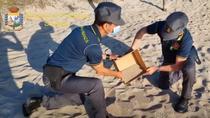 Autoritatile italiene pun inapoi pe plaje nisipul furat