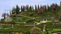 Un om de afaceri italian a amenajat la Banpotoc o gradina care seamana cu cele aristocrate din Europa