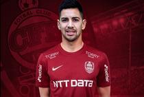 Jonathan Rodriguez la CFR Cluj