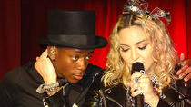 Madonna si fiul ei David Banda