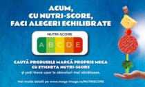 Sistemul Nutri-Score by Mega Image