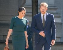 Printul Harry si Meghan Markle au ales numele Lilibet Diana pentru fiica lor