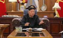 Kim Jong Un iunie