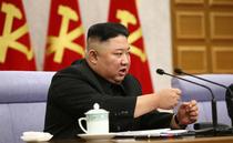 Kim Jong Un in februarie