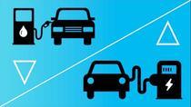 Electricitate vs benzină