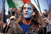 Roberto Mancini, acest Mel Gibson din Braveheart