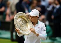 Ashleigh Barty, campioana la Wimbledon