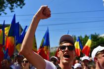 Alegeri in Moldova 2021. Miting al suporterilor lui Igor Dodon
