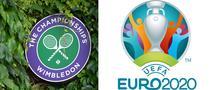 Wimbledon vs Euro 2020