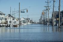 Inundatie de maree inalta in Statele Unite