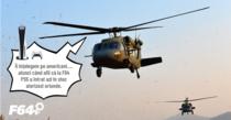 Exercițiul de marketing al brandurilor din România, după aterizarea elicopterului american în centrul Bucureștiului