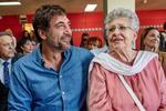 Javier Bardem si mama sa, Pilar Bardem