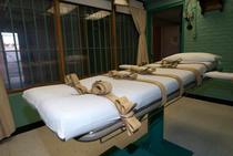 Camera de executie cu injectie letala in Texas