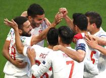 Elvetia vs Spania, la Euro 2020
