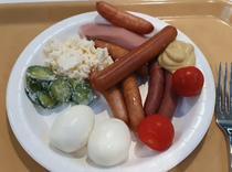 Micul dejun al lui Marian Dragulescu la Tokyo