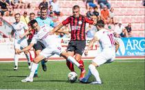 Licoln Red Imps - CFR Cluj