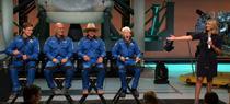 Cei 4 astronauti care au zburat cu New Shepard