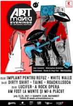 ARTmania Festival 2021 la Quantic