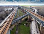 Lucrari la drumuri si calea ferata