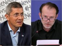 Dan Barna și Florin Cîțu