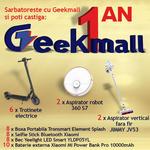 Geekmall - Aniversare 1 an