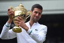 Novak Djokovic, campion pentru a sasea oara la Wimbledon