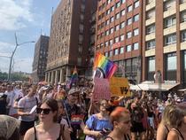 Budapest Pride (Sursa foto: twitter)