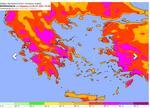 Temperaturi Grecia