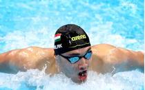 Kristof Milak a doborat recordul lui Michael Phelps in proba de 200 m fluture la JO 2020