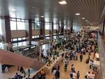 In aeroportul Otopeni