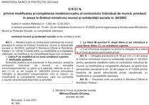 Ordin obligatii informare Pilonul II