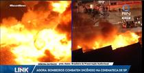 Incendiu Sao Paolo