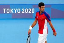 Novak Djokovic, la JO 2020