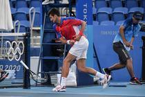 Novak Djokovic si nervii