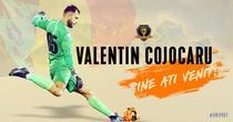Valentin Cojocaru, transfer in Ucraina