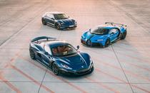 Rimac si Bugatti formeaza un joint - venture