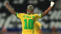 Neymar la Copa America 2021