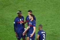 Pogba, Varane si rabiot la meciul Franta - Elvetia