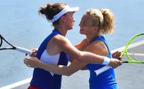 Barbora Krejcikova si Katerina Siniakova, campioane olimpice la Tokyo