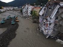 Inundatii masive in Turcia